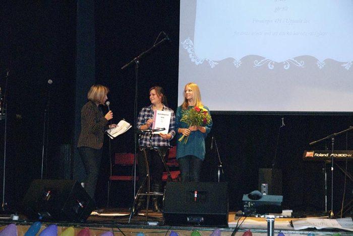 Uppsala 4H mottar Barnrättspriset 2013